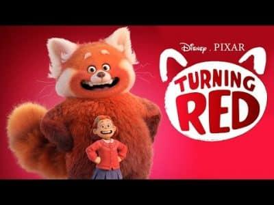 Turning Red   Disney Pixar Movie